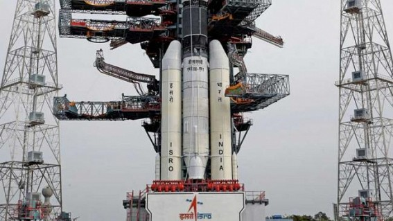 Countdown for India's 2nd moon mission remains smooth