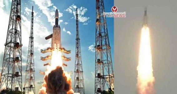 India's tryst with destiny: 'Bahubali' puts Chandrayaan-2 into orbit