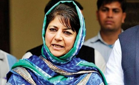 Mehbooba Mufti could be questioned in JKPCC works allotment scam