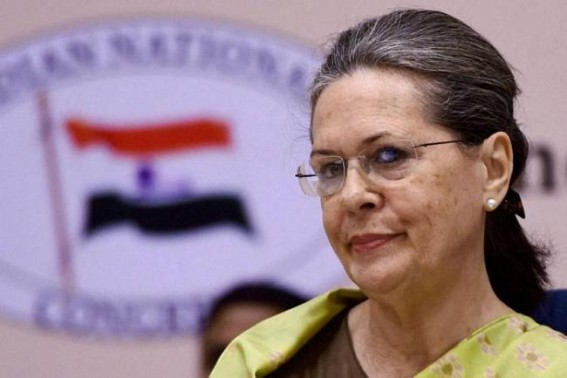 Centre sees RTI Act as a nuisance: Sonia Gandhi