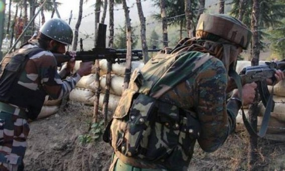 Pakistan violates ceasefire at three places in Poonch