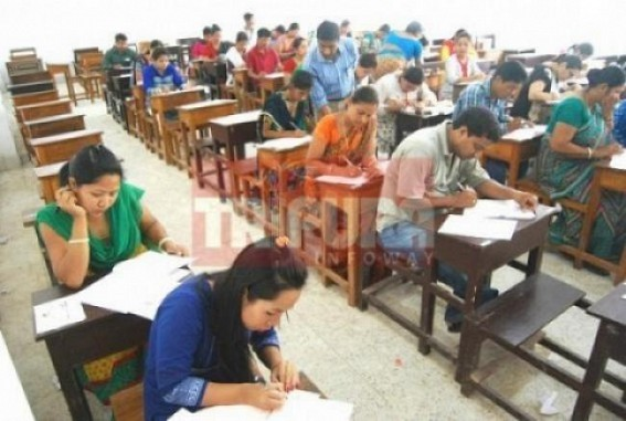 64 candidates cracked NET/SET examinations from Tripura University