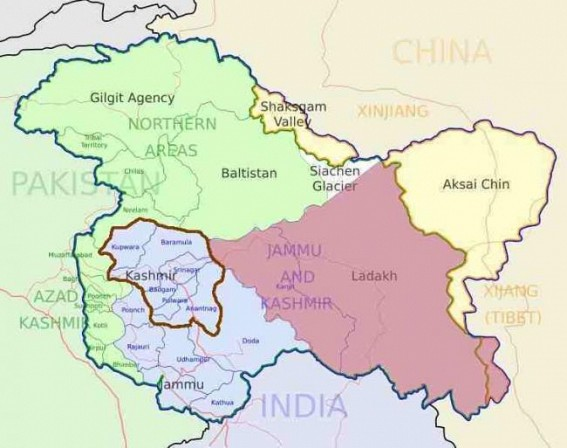 Article 370 divides Kashmir and Jammu