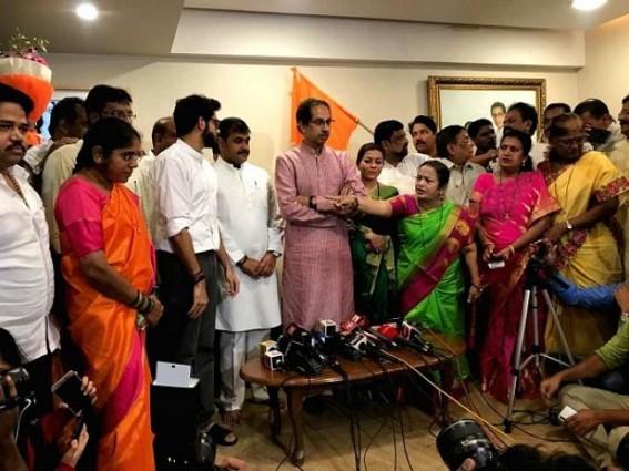 Mumbai NCP chief walks over to Shiv Sena