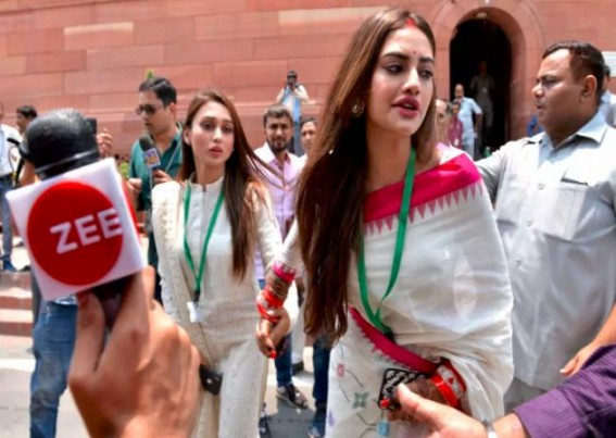 Lynch mobs turned Lord Ram's name into murder cry: Nusrat Jahan