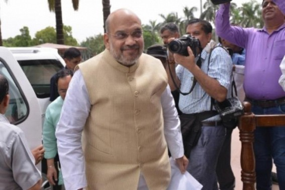 India to be third biggest economy by 2024: Amit Shah