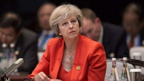 British PM pledges 300mn pounds to give massive economic boost