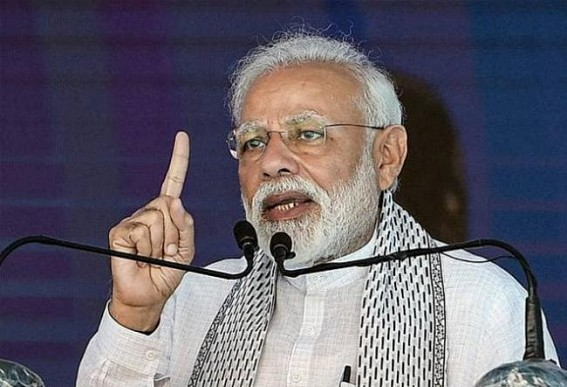For years intimidation ruled the roost in J&K, let's now give development a chance: PM Modi
