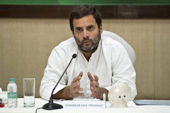 Rahul urges RBI to extend moratorium on Kerala farm loans