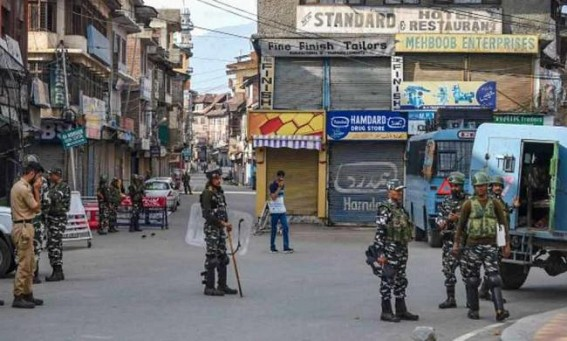 17 phone exchanges restored, curbs lifted in 35 police stations in J&K