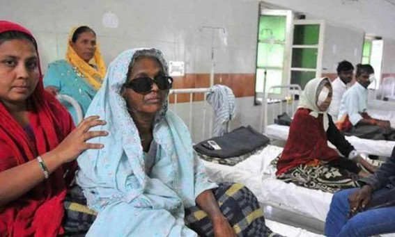 11 lose sight after botched surgery in Indore