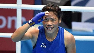 Mary Kom recuses herself from sports awards meeting to avoid conflict