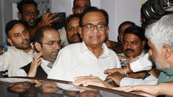 SC gives Chidambaram interim protection in INX Media case