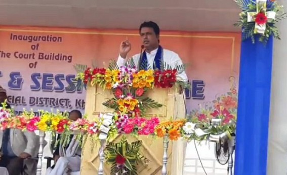 'Rs.6,000 given to 2.5 lakhs farmers in Tripura in 3 installments' : CM