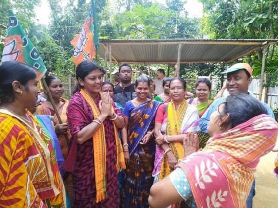Tripura Political Parties campaign for By-Election as only 12 days left before Election date