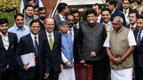 India must get back to 19-20% export growth: Piyush Goyal