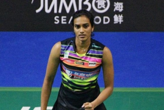 China Open: World Champion PV Sindhu crashes out