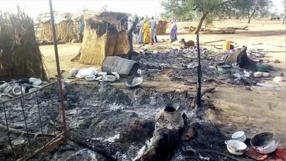9 killed in suspected Boko Haram attack in Nigeria