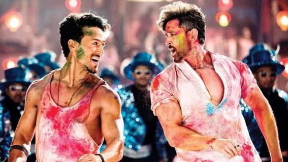 Hirthik, Tiger to have dance battle on 'Jai Jai Shivshankar'