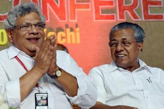 Yechury accuses Modi govt of crony capitalism, calls it a 'Circus'