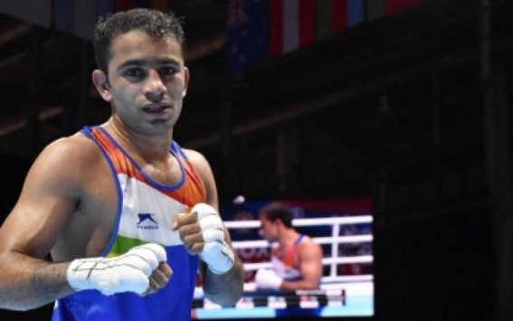 Panghal creates history, Kaushik wins bronze at Worlds