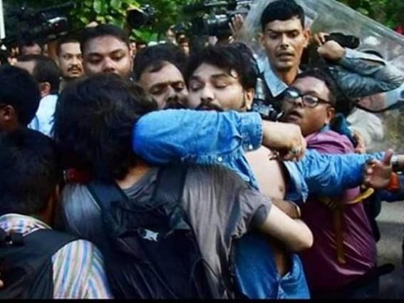 Babul row: BJP leader threatens leftist 'mercenaries'