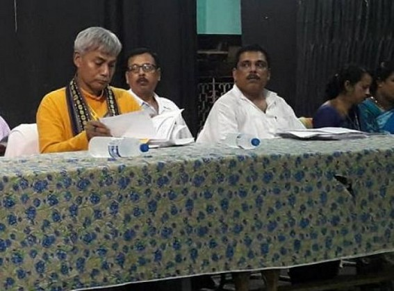 Tripura BJP MLA attempted to be murdered by ally IPFT activists, FIR lodged
