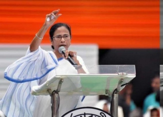 Mamata accuses BJP, CPM of creating panic on NRC