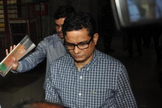 Kumar files anticipatory bail plea as CBI hunts for him