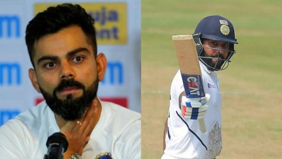 We should let Rohit enjoy his batting at the top: Kohli