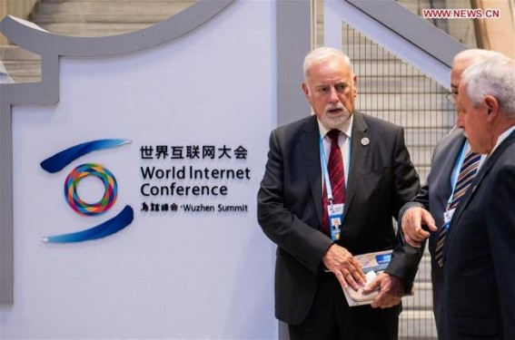 6th World Internet Conference opens in China
