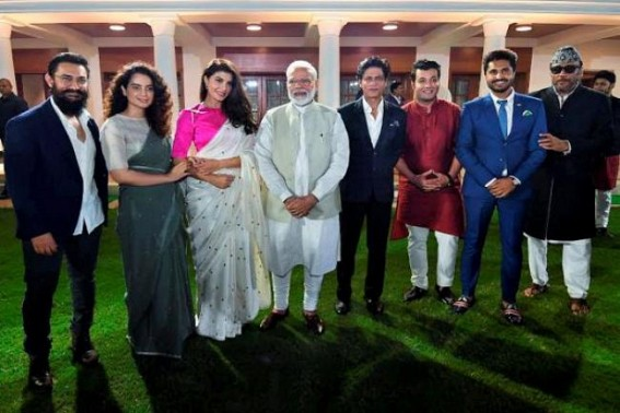 Taarak Mehta.. cast cherishes time spent with PM Modi