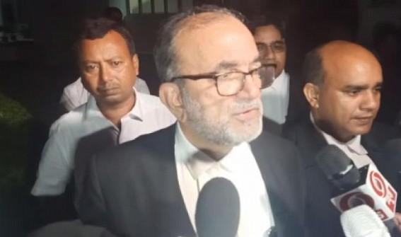 'No bureaucrat will work honestly here (Tripura) in future' : Eminent Lawyer Bikash Bhattacharjee
