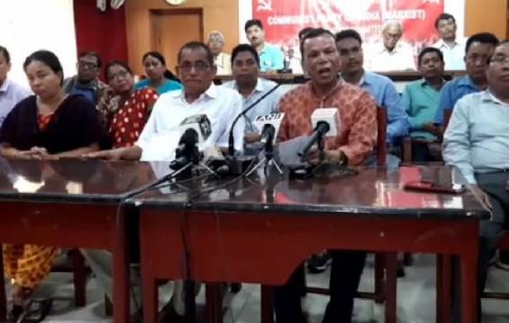 ADC members slams BJP's ADC conspiracy