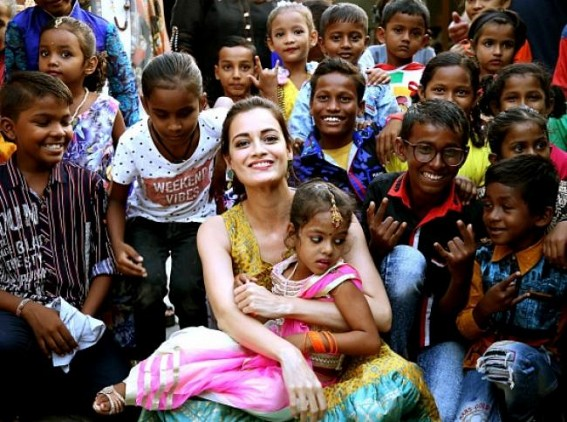 Dia Mirza: Feels nice to be able to do the work you love