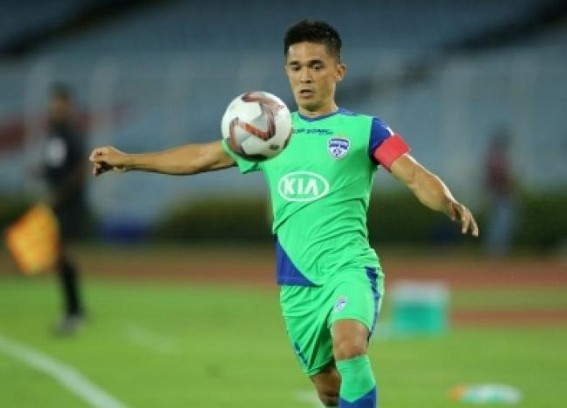 Creating chances not enough, need to score goals: Chhetri