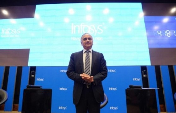 Second whistleblower fires more salvos at Infosys CEO