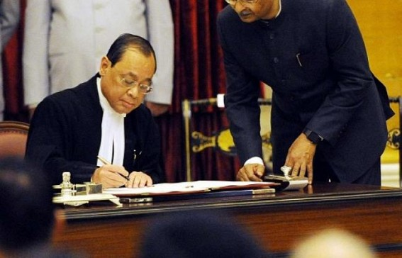 CJI under RTI: CJI being on bench is no issue, say experts
