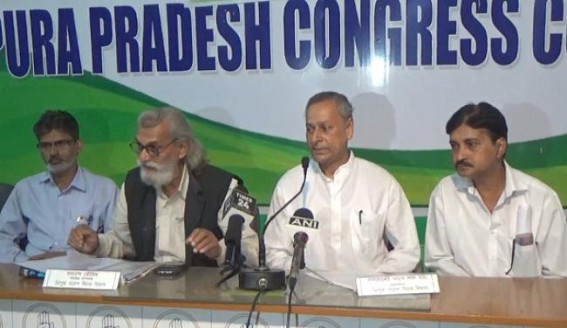 Congress to move Human Rights Commission in Dalit boy Mangal Das murder case in Police custody in Tripura