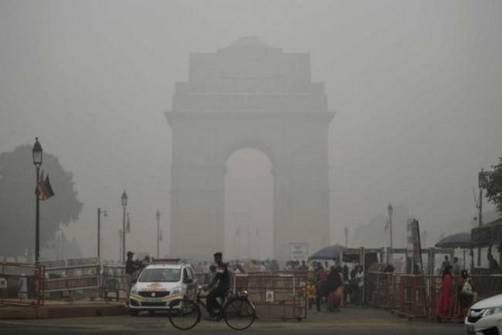 Pollution woes: Delhi schools shut till Nov 15