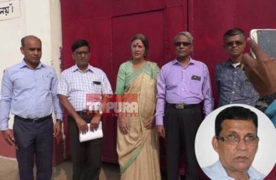 'Bogus FIR, manufactured case against Badal Choudhury ! It is BJP's Culture to put Oppositions in Jail', says Brinda Karat, meets Badal Choudhury