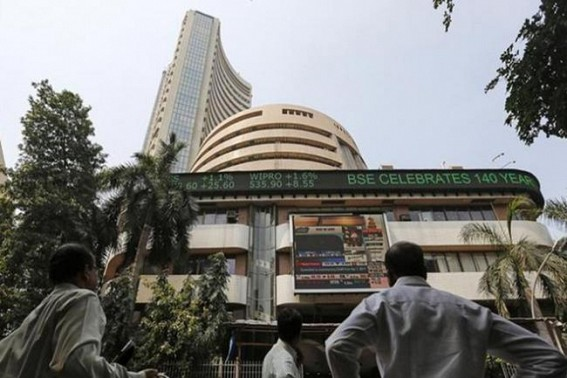 Sensex up 280 pts, RIL 3%, Airtel 8%