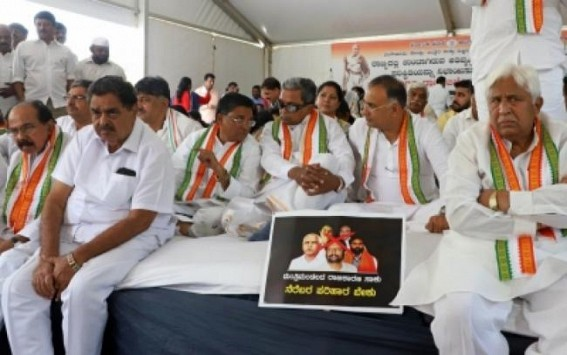 Cong open to ally with JD-S in Karnataka again