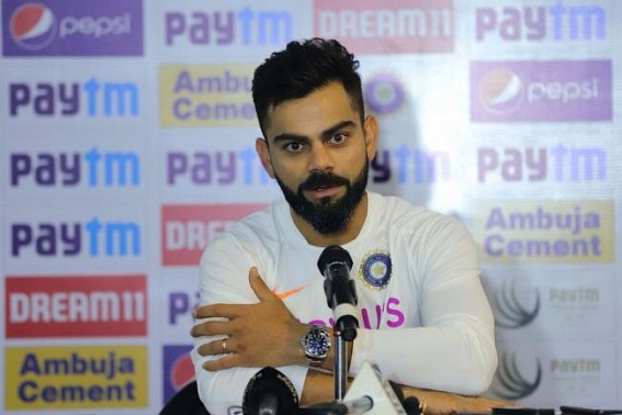 Kohli leads cricketers in condemning Hyd gang rape-murder
