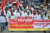 Tripura CPI-M demands Rs.600 MGNREGA Wage