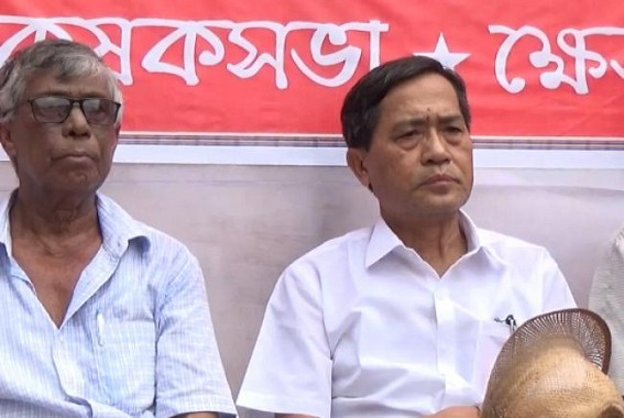 Not a single Patta was given to Janajati people under Modi Govt : Jitendra Chaudhury