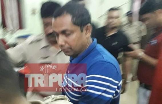 Journalist murder: CBI arrests senior police officer in Tripura