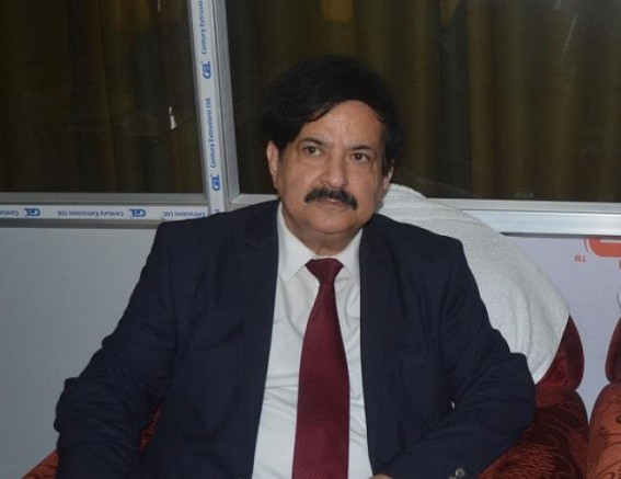 West Tripura Poll rigging : Vinod Zutshi calls crucial meeting tomorrow to check all footage