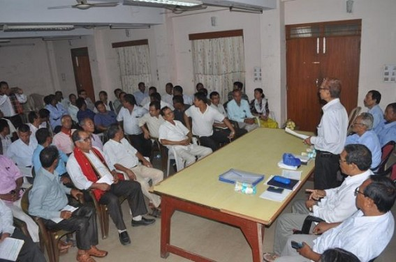 INPT held meeting to take crucial decisions for LS Election