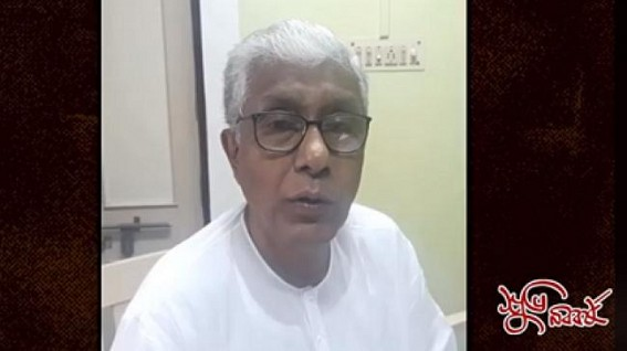 'Hope this New Year will help to Restore Peace' : Manik Sarkar
